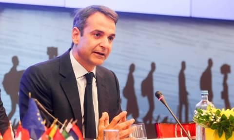 ΕΛΚ - Μητσοτάκης: Η κυβέρνηση δεν έχει κανένα συνολικό σχέδιο για τους πρόσφυγες