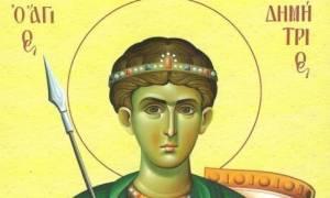 Συγκλονίζουν τα φοβερά θαύματα του Αγίου Δημητρίου στη Θεσσαλονίκη