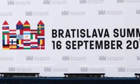 LIVE: Οι δηλώσεις των Ευρωπαίων ηγετών μετά τη Σύνοδο Κορυφής