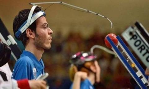 Παραολυμπιακοί Αγώνες: «Ασημένιος» ο Πολυχρονίδης