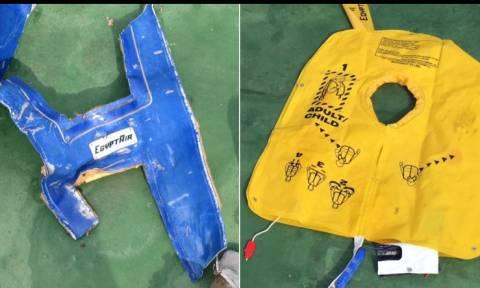 Ίχνη εκρηκτικών στα συντρίμμια του μοιραίου αεροσκάφους της EgyptAir