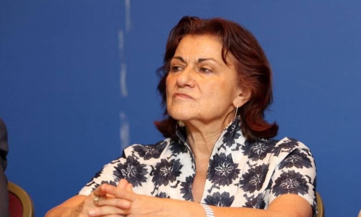 Θεανώ Φωτίου: Παρερμηνεύτηκαν οι δηλώσεις μου για τους συνταξιούχους
