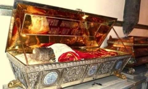 Στο Φανάρι τιμήθηκε η Αγία Ευφημία