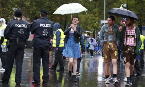Υπό δρακόντεια μέτρα ασφαλείας η γιορτή της μπύρας στο Μόναχο
