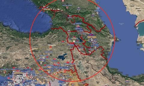 Η Ρωσία παρέδωσε Iskander-M και συστήματα S-400 στην Αρμενία