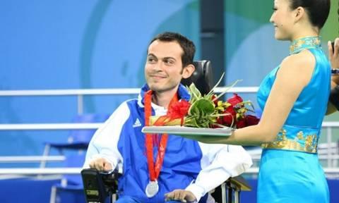 Συγχαρητήρια του ΠΑΣΟΚ στον παραολυμπιονίκη Γρ. Πολυχρονίδη για το αργυρό μετάλλιο
