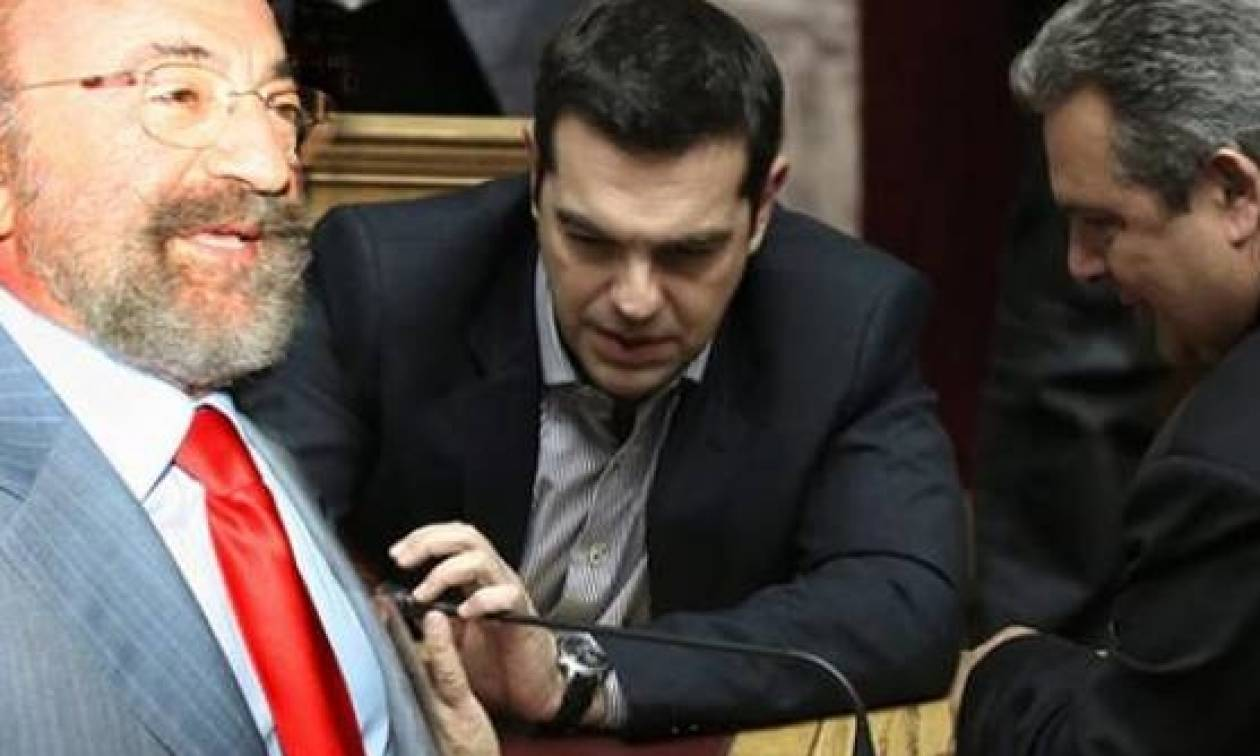 Τηλεοπτικές άδειες - Αποκλειστικό Newsbomb.gr: Καλογρίτσας... τέλος με εντολή Τσίπρα!