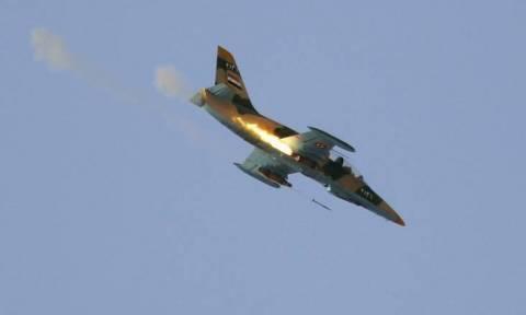 To ISIS «δείχνει τα δόντια του»: Κατέρριψε μαχητικό αεροσκάφος της συριακής πολεμικής αεροπορίας
