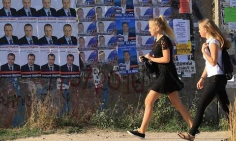 Pro-Putin party seen winning even greater sway in Russia΄s parliament