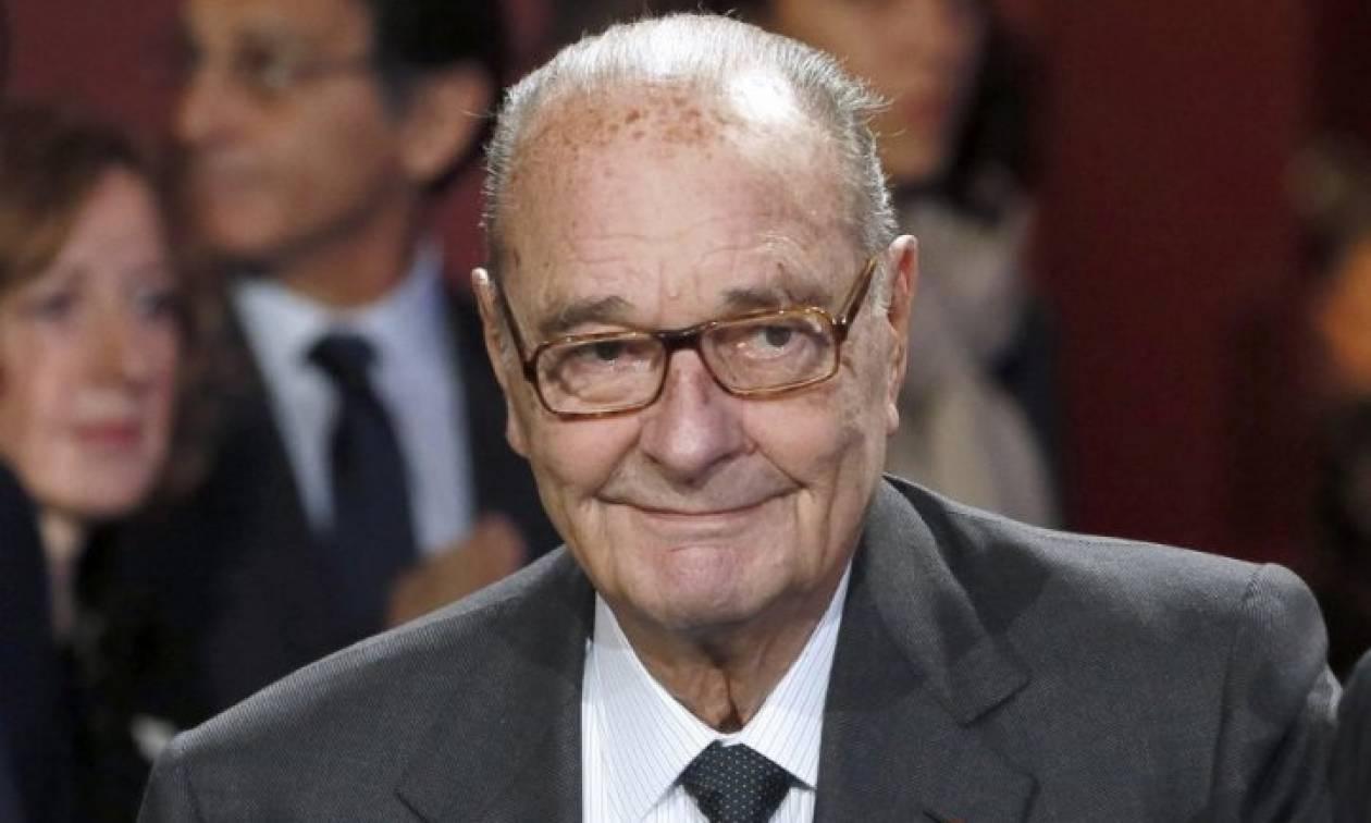 Γαλλία: Εσπευσμένα στο νοσοκομείο ο πρώην πρόεδρος Ζακ Σιράκ με λοίμωξη των πνευμόνων