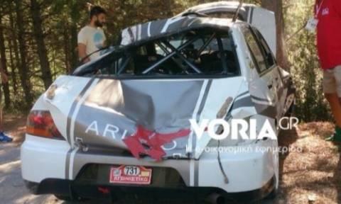 Τραγική ειρωνία: Πρώην οδηγός αγώνων ο 47χρονος που σκοτώθηκε στο Ράλι ΔΕΘ