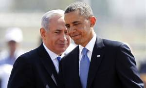 Συνάντηση Ομπάμα - Νετανιάχου την Τετάρτη