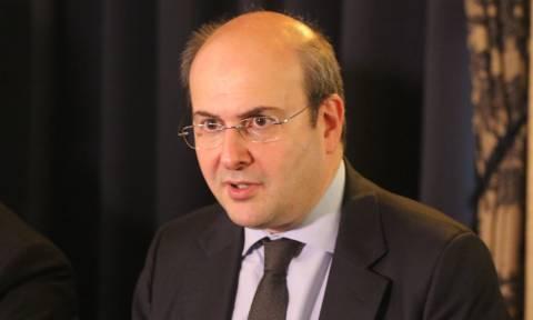 Χατζηδάκης: Δεν θέλουμε να γίνουμε «ΣΥΡΙΖΑ νούμερο 2»