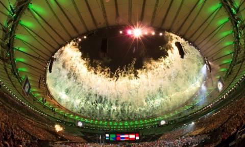 Παραολυμπιακοί Αγώνες 2016: Φαντασμαγορική η τελετή λήξης (pics+vid)