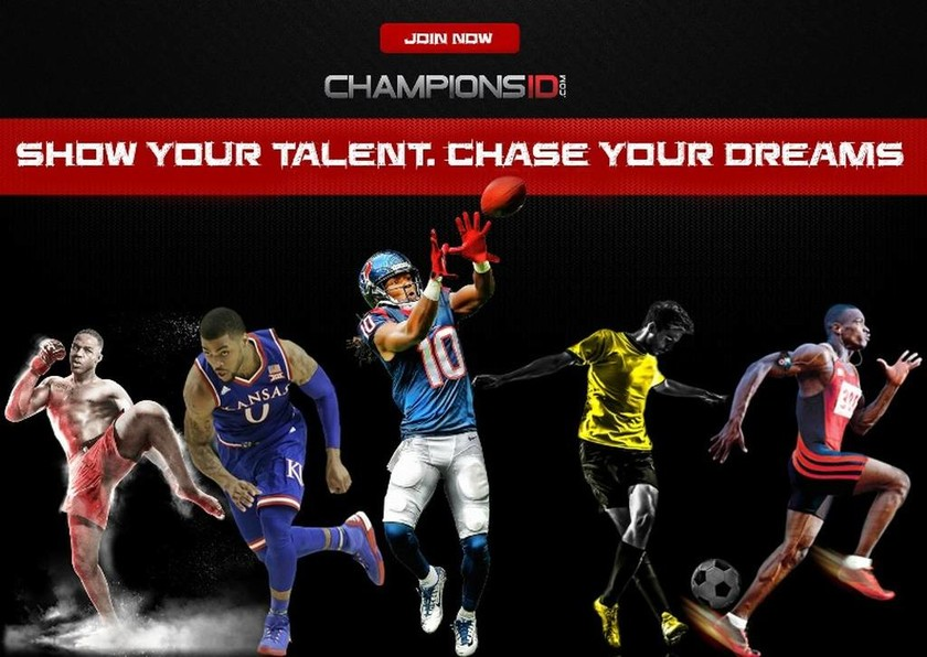 ChampionsID.com: Ένα marketplace αθλητικών ταλέντων, ευκαιριών καριέρας σε παγκόσμιο κοινό