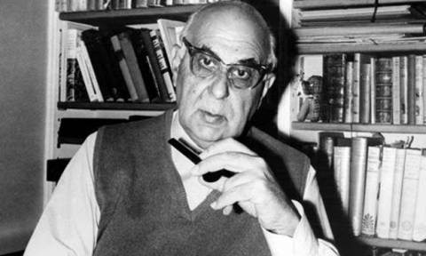 Σαν σήμερα το 1971 πέθανε ο Έλληνας ποιητής βραβευμένος με Νόμπελ Γιώργος Σεφέρης
