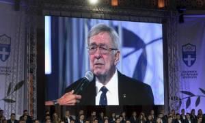 «Λύγισε» ο τέως βασιλιάς στην εκδήλωση της ΕΟΕ για τους Ολυμπιονίκες