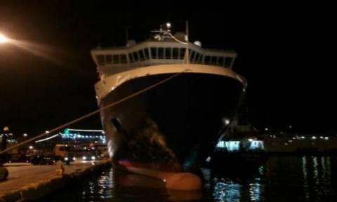 Συναγερμός στο λιμάνι του Πειραιά: Tηλεφώνημα για βόμβα!