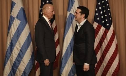 Κρίσιμο τετ-α-τετ Τσίπρα με Μπάιντεν στις ΗΠΑ για το ελληνικό χρέος