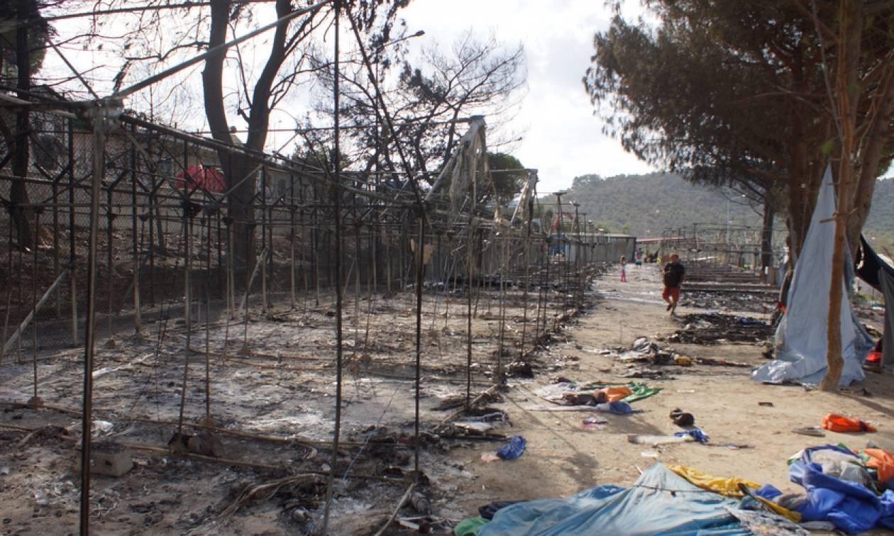 Καζάνι που βράζει η Μυτιλήνη - Τα σχέδια της κυβέρνησης για αποκλιμάκωση της κατάστασης