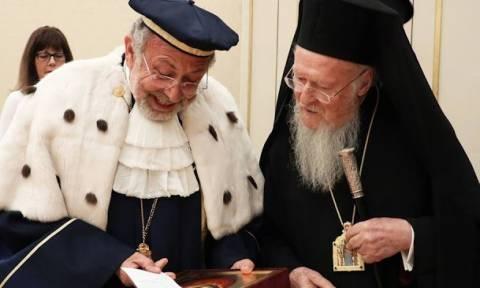 Οικ. Πατριάρχης: Η Ορθόδοξη Εκκλησία δεν φοβάται τον διάλογο διότι δεν τον φοβάται η αλήθεια