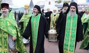 Στη Μόσχα τα λείψανα του Αγίου Σιλουάνου