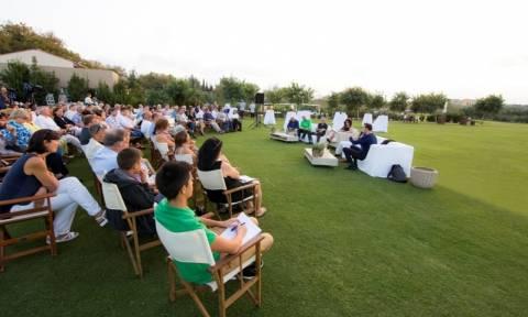 Athens Democracy Forum: Η κοινωνική δικτύωση στην αρχιτεκτονική του μέλλοντος
