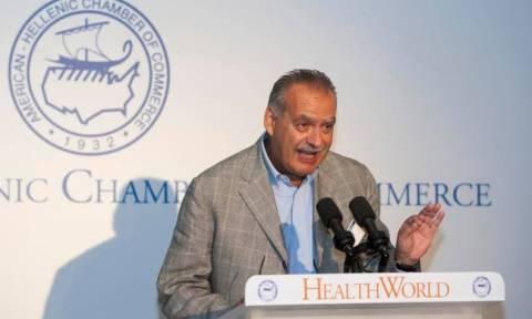 Μπασκόζος: Εμμονικοί οι Θεσμοί με τη φαρμακευτική δαπάνη - Θα στηρίξουμε την εγχώρια παραγωγή