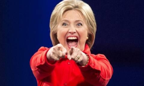 ΗΠΑ: Υποστηρικτής έκπληξη για τη Χίλαρι Κλίντον!