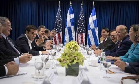 Το ζήτημα του χρέους στο επίκεντρο της συνάντησης Τσίπρα - Μπάιντεν