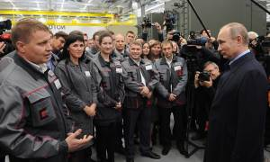 Путин считает одним из важнейших жизненных принципов любовь к ближнему