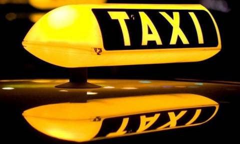 Στα χέρια οδηγοί ταξί για μια θέση πάρκινγκ