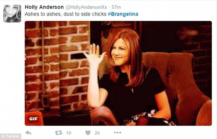Αντζελίνα Τζολί - Μπραντ Πιτ: Αυτές είναι οι πιο ξεκαρδιστικές αντιδράσεις στην είδηση του διαζυγίου