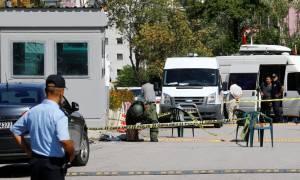 Συναγερμός στην Τουρκία: Eπίθεση στην πρεσβεία του Ισραήλ στην Άγκυρα (Vid)