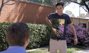 Viral Video: Αυτό είναι το νέο βίντεο του Zach King που μας άφησε άφωνους