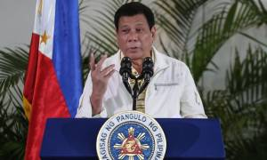 «Να πάτε να…» - Ακατονόμαστες ύβρεις κατά της Ευρωπαϊκής Ένωσης εκστόμισε ο πρόεδρος των Φιλιππινών