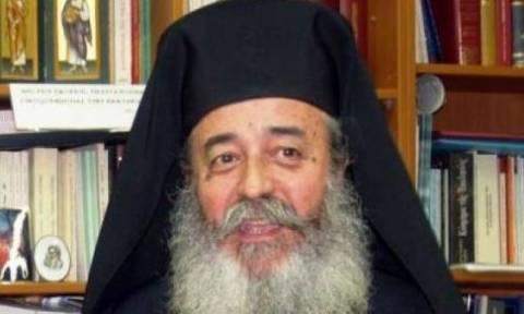 Φθιώτιδος Νικόλαος: Ο Αρχιεπίσκοπος αντέδρασε κατόπιν εορτής (video)