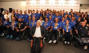 ΟΠΑΠ - Ελληνική Παραολυμπιακή Επιτροπή: Μαζί για τα επόμενα 4 χρόνια