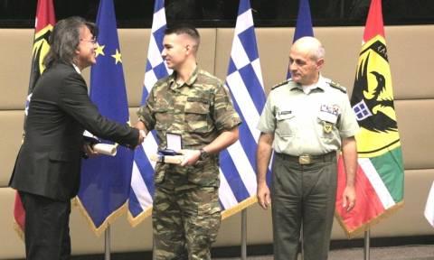 Στρατός ξηράς: Βράβευση Στρατιωτικού Προσωπικού (pics)