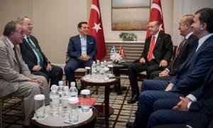 Το προσφυγικό στο επίκεντρο της συνάντησης Τσίπρα - Ερντογάν