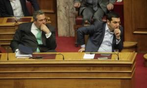 «Σεισμός» στην κυβέρνηση ΣΥΡΙΖΑ - ΑΝΕΛ από το «Καλογρίτσας Gate»