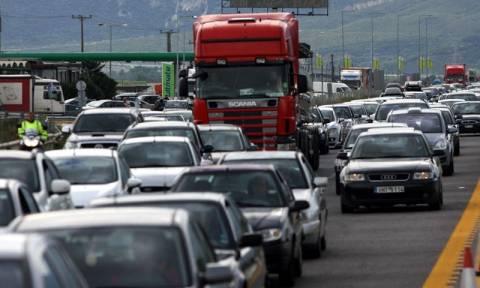 ΤΩΡΑ: Χάος στους δρόμους της Αθήνας