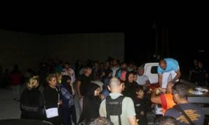 Συνεχίζονται οι αφίξεις μεταναστών στα νησιά