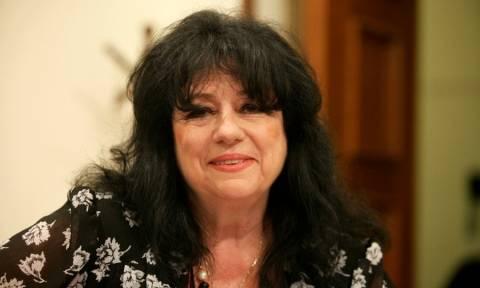 «Αντίο» στην πολιτική λέει η Άννα Βαγενά