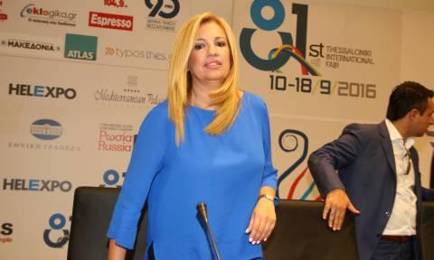 Τηλεοπτικές άδειες - Γεννηματά: Ο Τσίπρας και η κυβέρνηση είναι ανεπανόρθωτα εκτεθειμένοι
