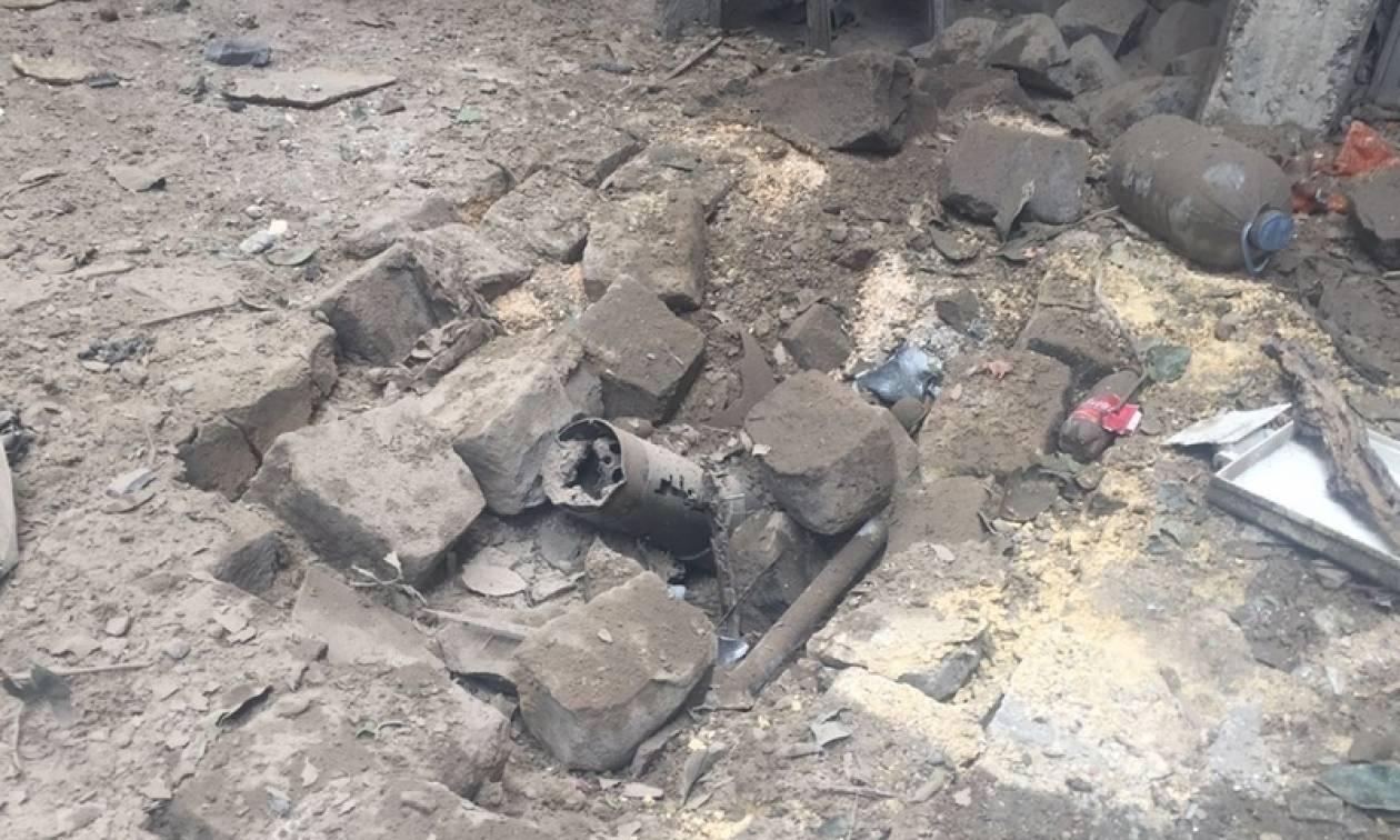 Τουρκία: Ρουκέτα από την Συρία χτύπησε την πόλη Κιλίς (vid)
