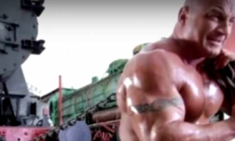 Αυτοί είναι οι 5 πιο δυνατοί άντρες όλων των εποχών (video)