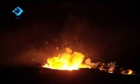 Συρία: Στις φλόγες το Χαλέπι μετά το νέο σφυροκόπημα -  Νέες διαπραγματεύσεις στη Νέα Υόρκη (vid)
