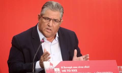 Βάζει «φωτιά» ο Κουτσούμπας: Δεν αποκλείω πρόωρες εκλογές