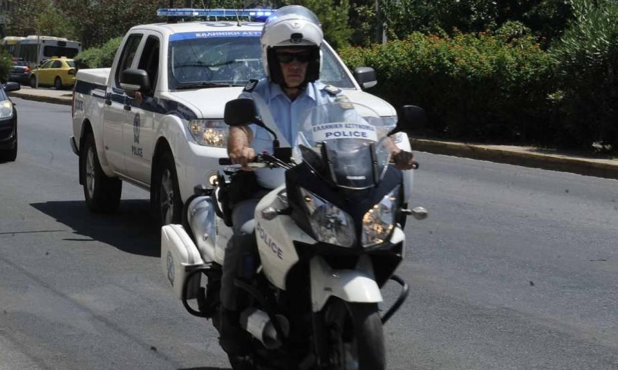 Καταδίωξη κλεμμένου αυτοκινήτου στο Ηράκλειο: Τι βρήκαν σε αυτό οι αστυνομικοί;